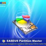 EASEUS Partition Manager — программа для разделения жесткого диска